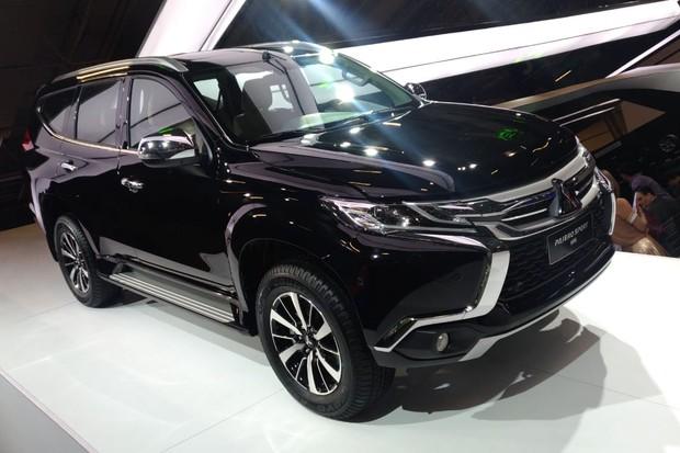 Mitsubishi Pajero Sport começa a ser vendida por R$ 260 mil (Foto: Alexandre Izo/Autoesporte)