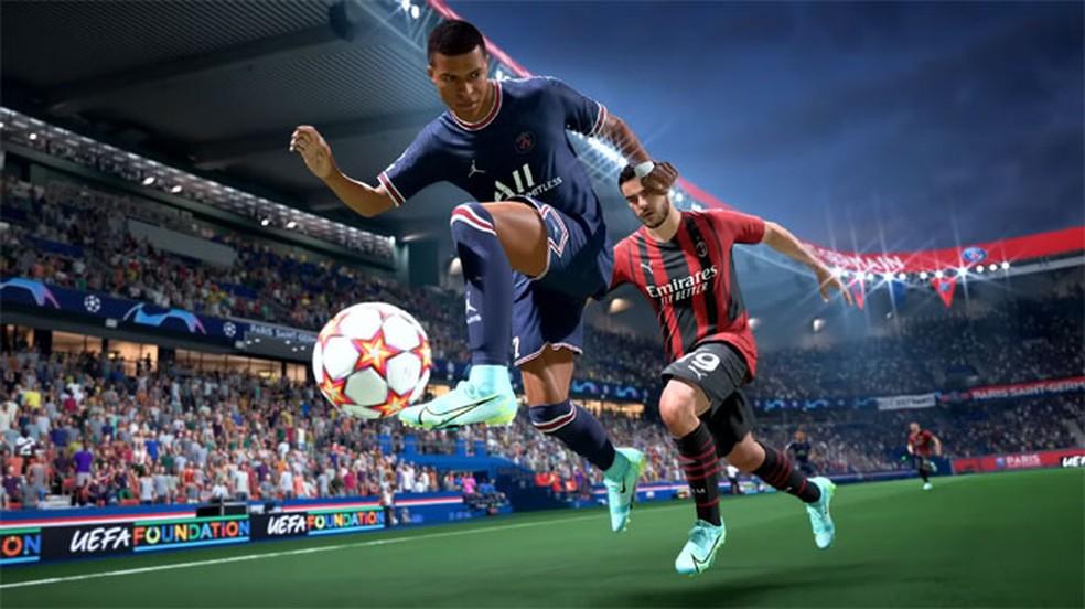 FIFA 22 aposta em HyperMotion com Machine Learning para deixar o game ainda mais realista — Foto: Reprodução/Electronic Arts