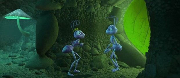 Vida de Inseto (1998) (Foto: Pixar/Reprodução)