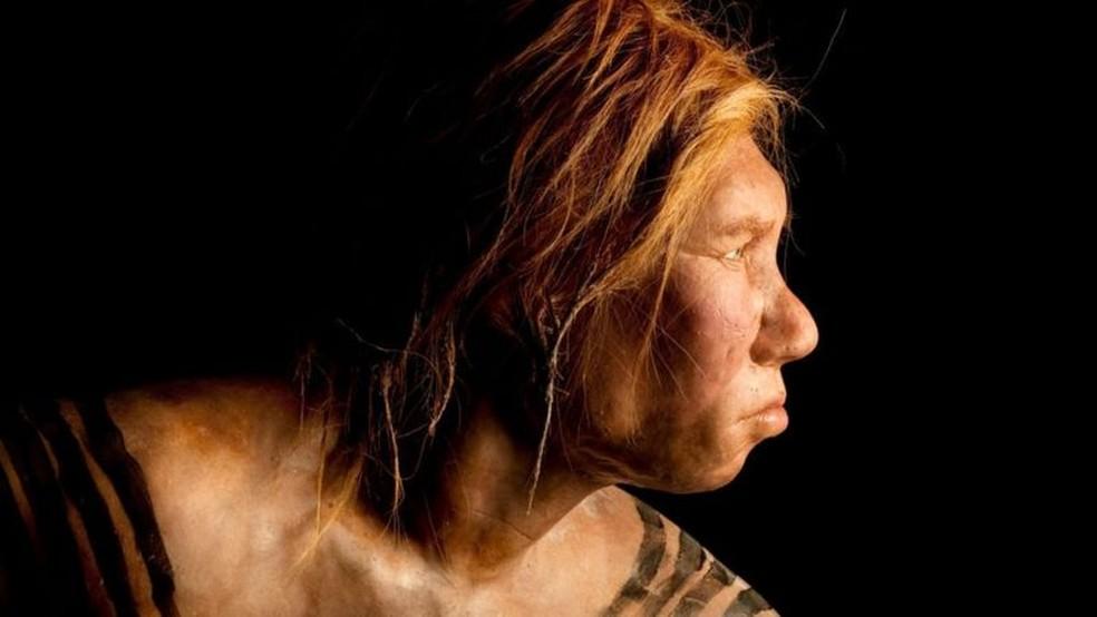 Neandertais desapareceram há 40 mil, mas deixaram uma herança genética — Foto: Getty Images via BBC