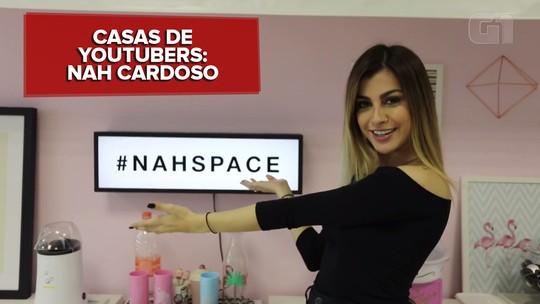Nah Cardoso vai de famosinha no Twitter a 'CEO da própria empresa' com escritório que comprou no Morumbi