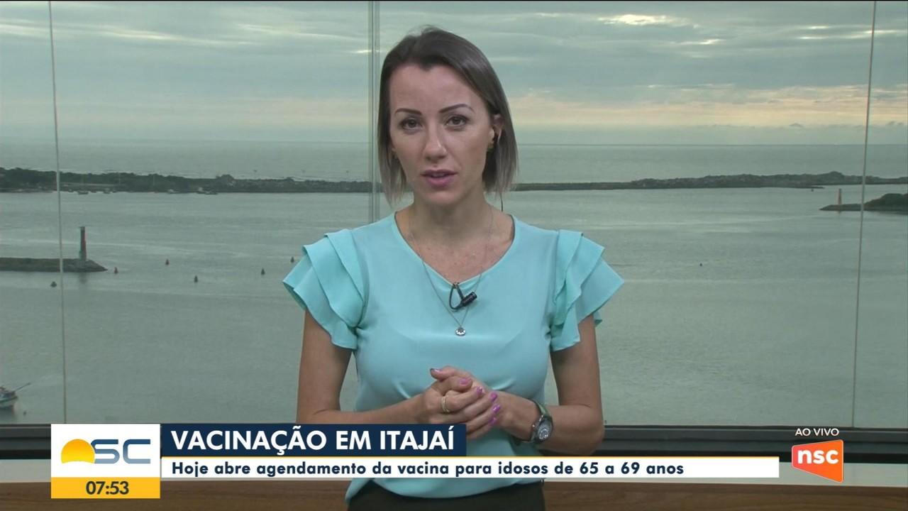 Veja como está a campanha de vacinação contra a Covid-19 em Itajaí e Navegantes