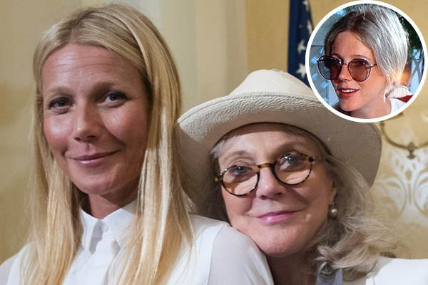 Gwyneth Paltrow e Blythe Danner (Foto: Getty Images / Instagram)