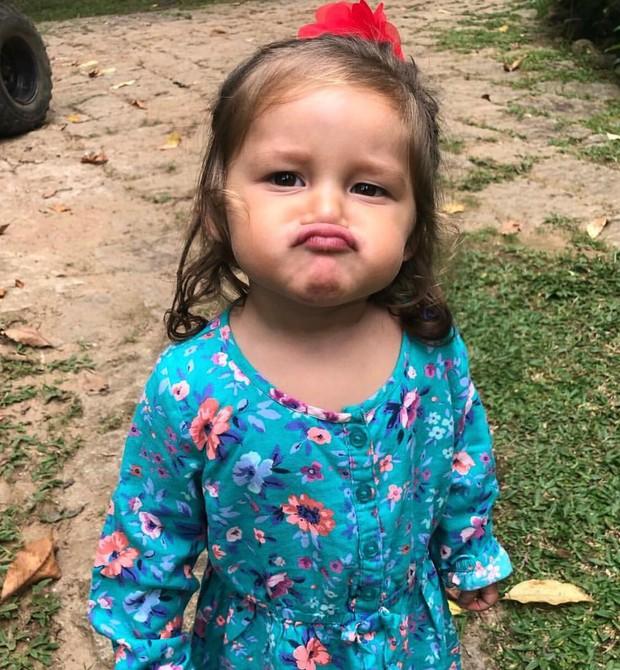 Madalena, filha de Bruno Gissoni (Foto: Reprodução Instagram)