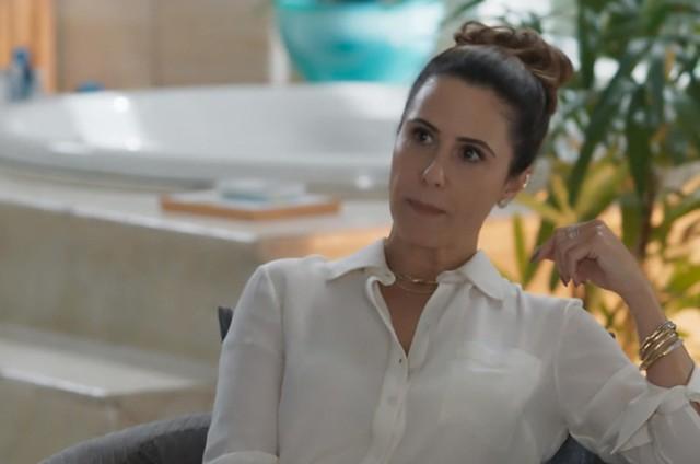 Guilhermina Guinle é Dominique (Foto: TV Globo)
