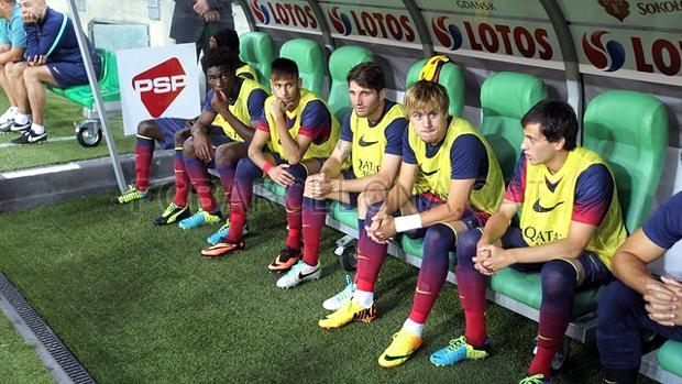 Neymar Barcelona (Foto: Miguel Ruiz / FCB)