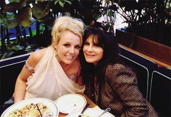 Britney e Lynne Spears (Foto: Instagram)