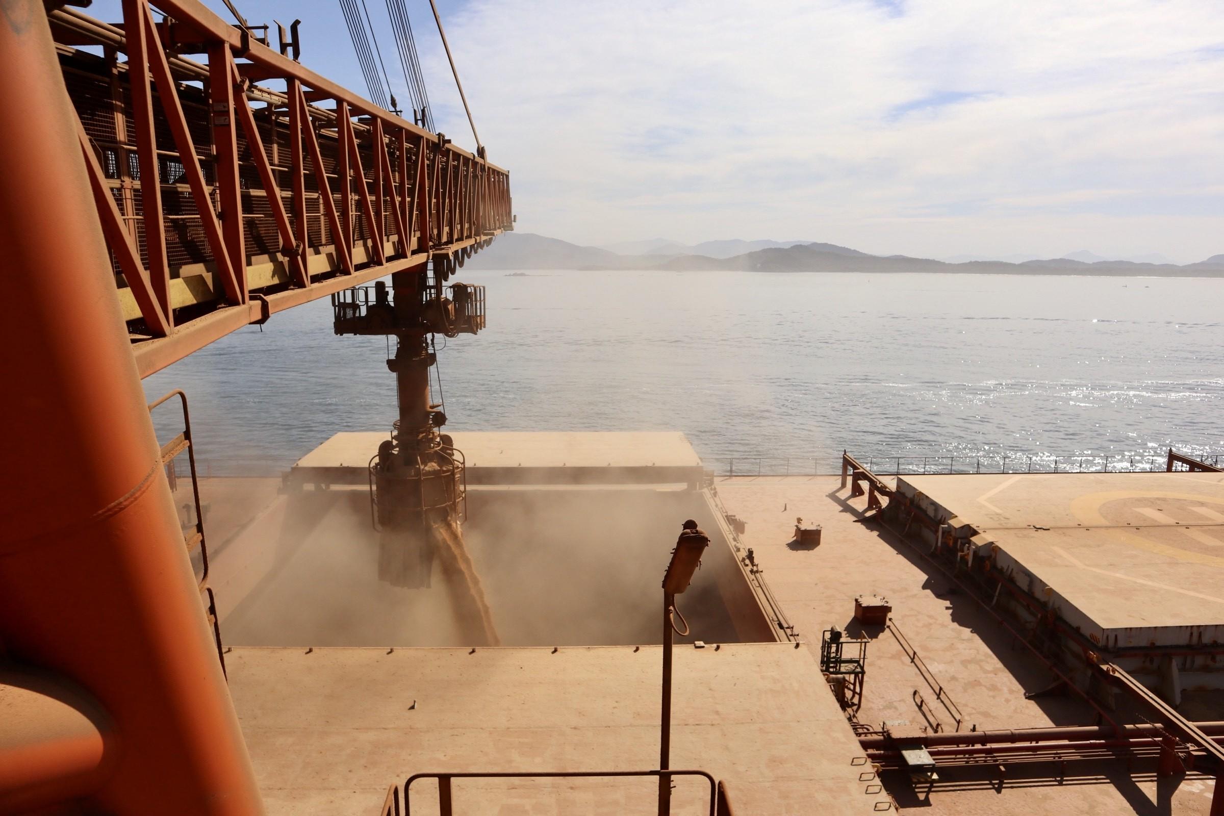 Corredor de Exportação do Porto de Paranaguá tem alta de 10% na movimentação de grãos de janeiro a julho de 2020