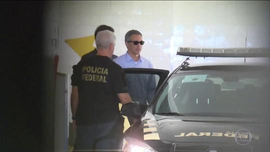 Filho do ex-ministro Edison Lobão deixa carceragem da PF após pagar fiança de R$ 5 milhões