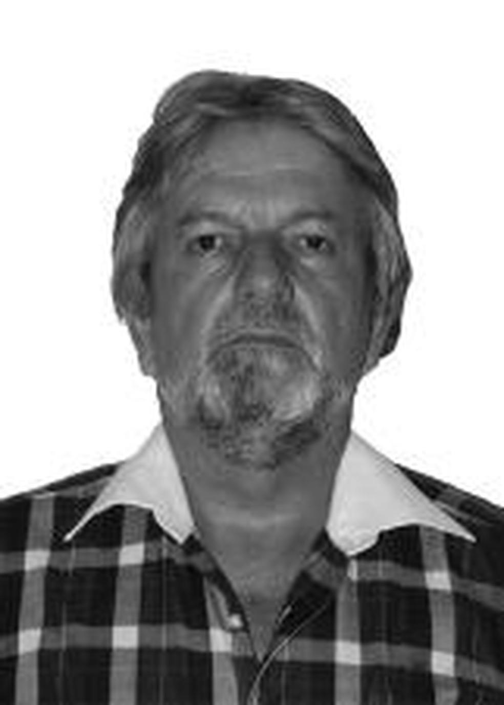 Carlos Ruso, prefeito de Ladário (MS) foi preso em operação do Gaeco nesta segunda-feira (26) — Foto: TSE/Reprodução