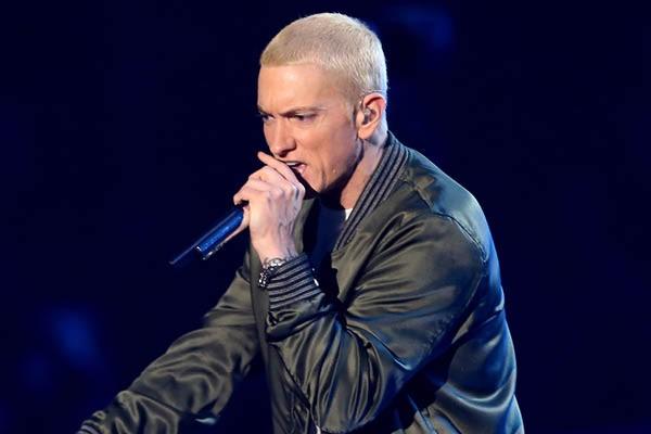 Eminem (Foto: Getty Images)