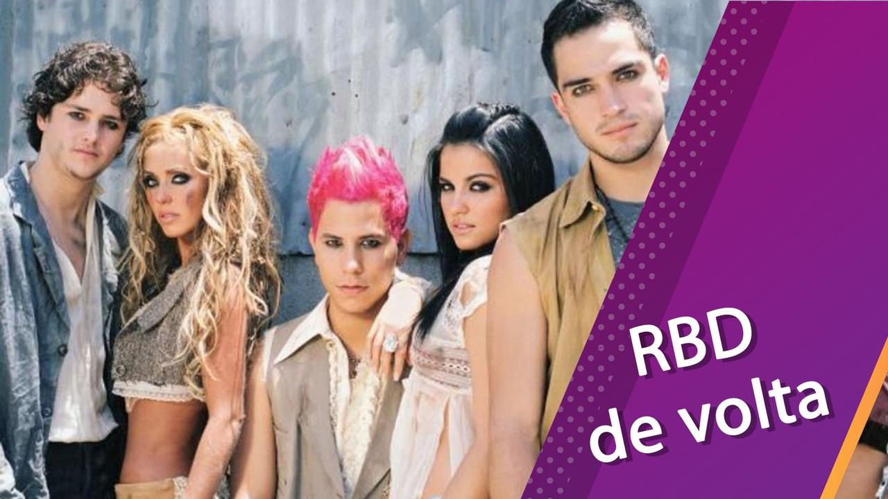 Semana Pop explica reencontro do RBD e o que ele significa para os fãs