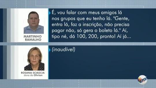 Apaniguados: interceptações que envolvem prefeitos de Holambra e Cordeirópolis são enviadas à Procuradoria pelo MP