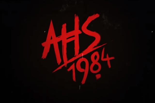 Logo da nova temporada de 'American horror story' (Foto: Reprodução)