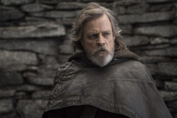 Mark Hamill como Luke Skywalker (Foto: divulgação)