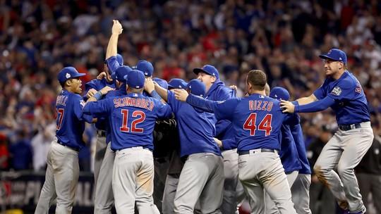 8a22298318 Chicago ficou 108 anos sem ser campeão no beisebol