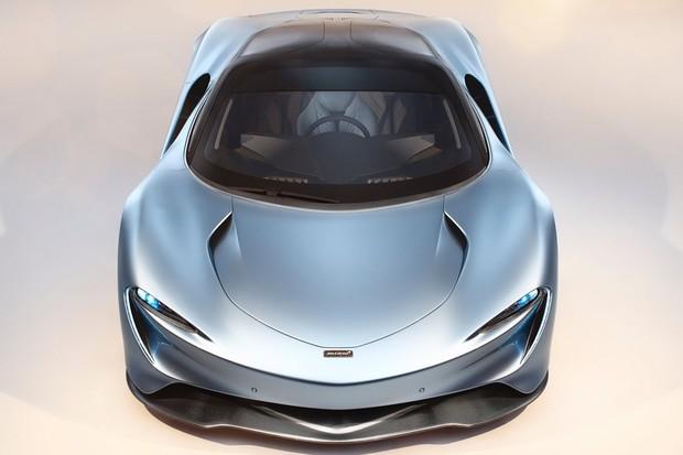 McLaren Speedtail (Foto: divulgação)
