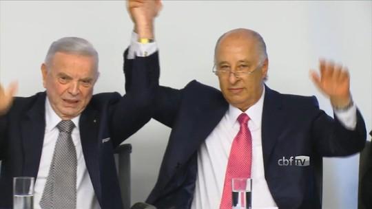 Comentaristas debatem risco de rebaixamento do Palmeiras por presença de Del Nero no Conselho