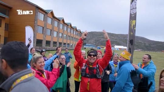 Reveja: Mário acompanha 4ª edição do Ultra Trail Torres Del Paine e corre 14 km