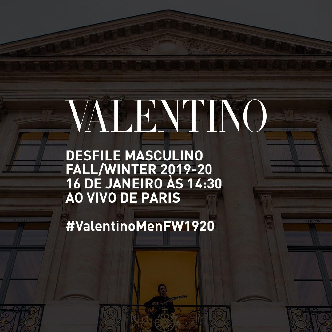 Valentino (Foto: divulgação)