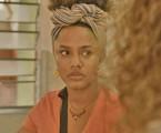 Jéssica Ellen é Camila em 'Amor de mãe' | Reprodução