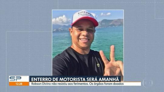 Enterro do motorista espancado em São Bernardo será nesta quarta-feira (2)