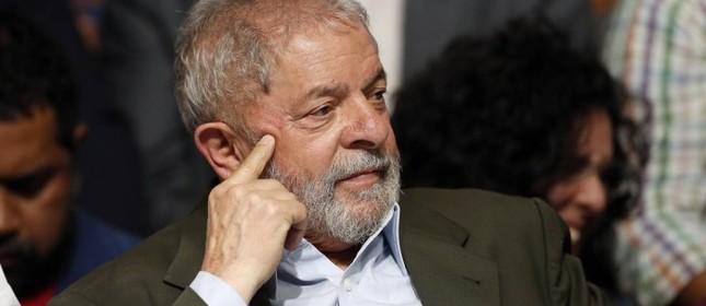 ex-presidente Luiz Inácio Lula da Silva (Foto: Edilson Dantas / Agência O Globo)
