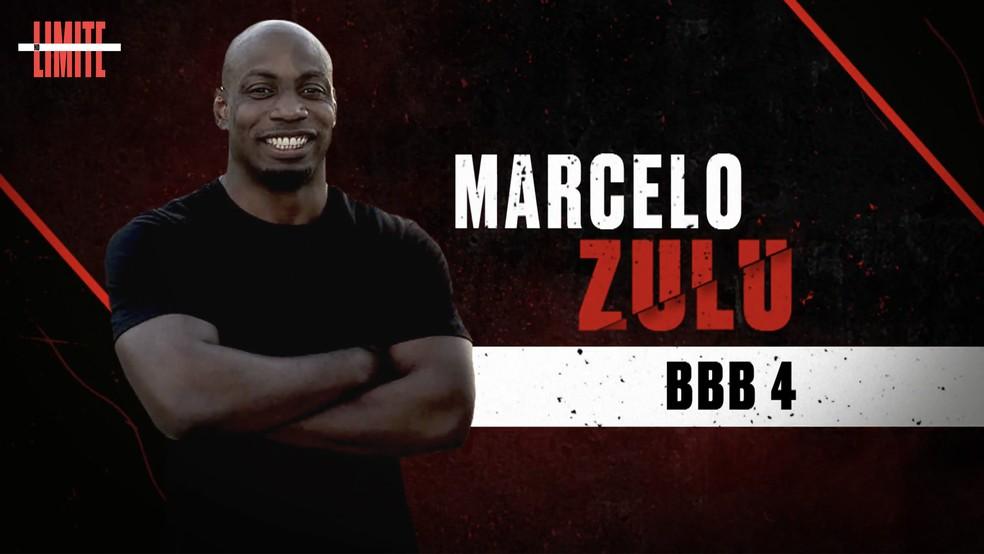 Marcelo Zulu é um dos participantes do 'No Limite' ? Foto: Globo