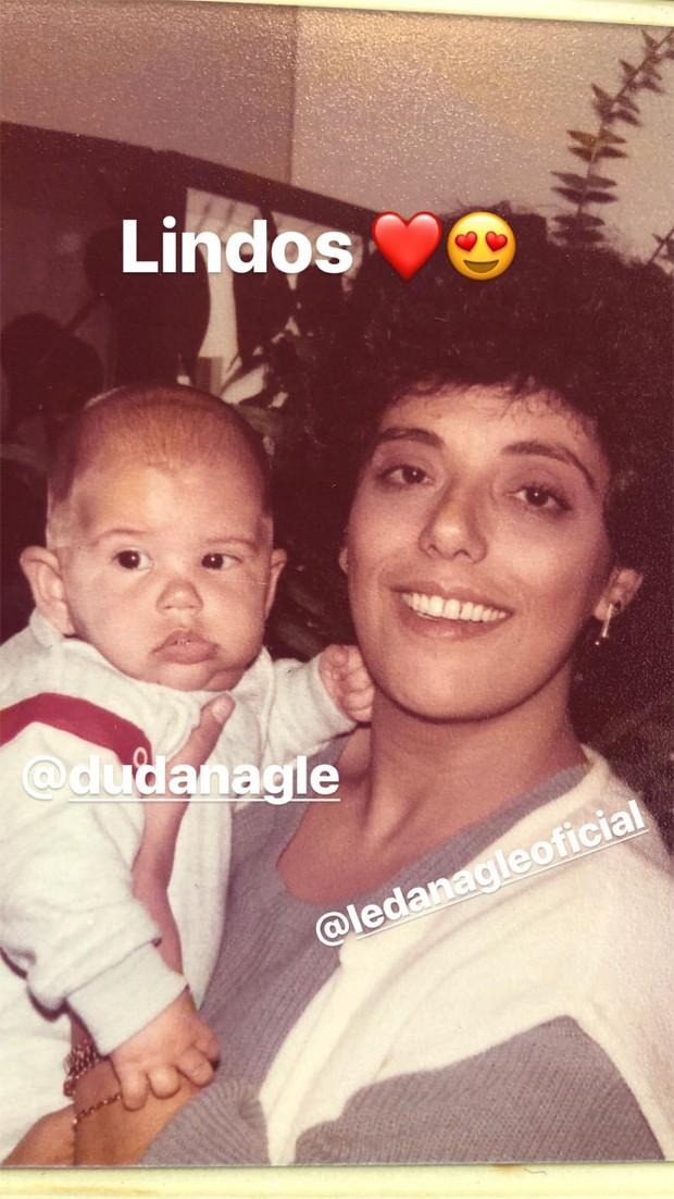 Duda Nagle (Foto: Reprodução / Instagram)