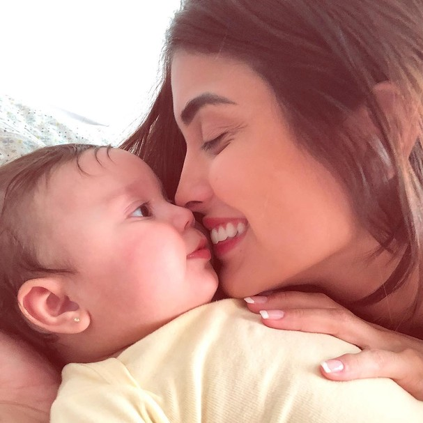 Letícia Almeida e Madá (Foto: Instagram/Reprodução)