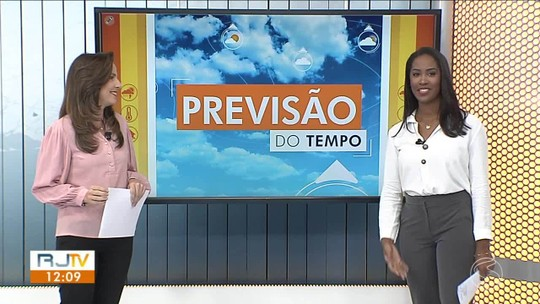 Meteorologia prevê sábado de sol entre nuvens no Sul do Rio