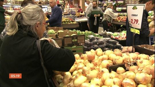 Inflação de setembro registra queda no índice de preços ao consumidor de 0,04%