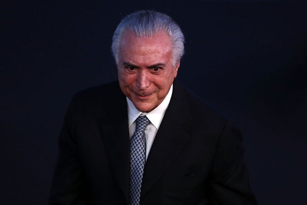 Michel Temer (Foto: Clive Mason/Getty Images)
