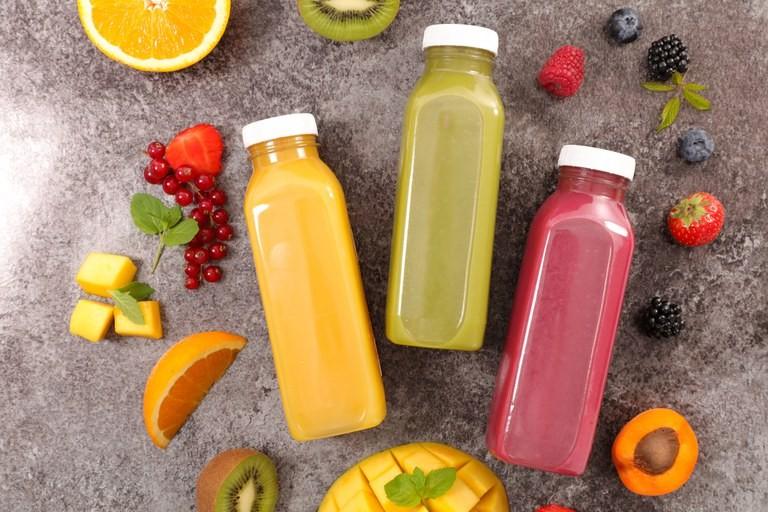 Sucos de frutas (Foto: Mapa/Divulgação)