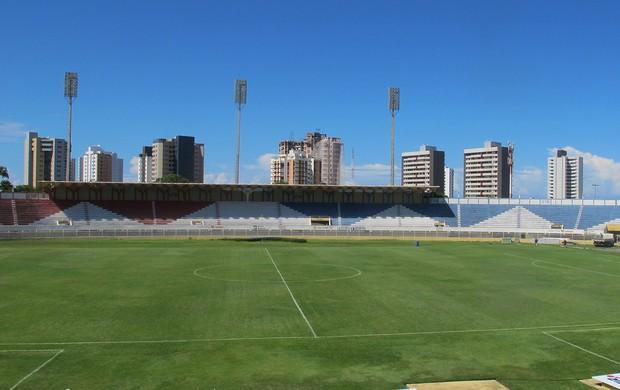 Estádio Batistão (Foto: Thales Soares)