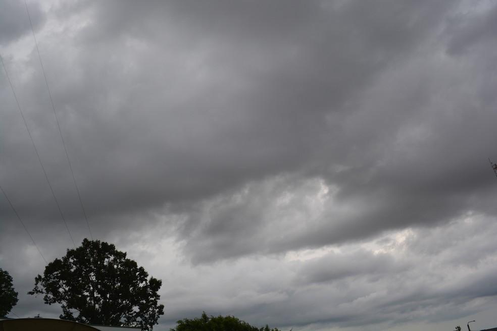 -  Temperaturas devem cair na quinta-feira, 14  Foto: Jeferson Carlos/ G1