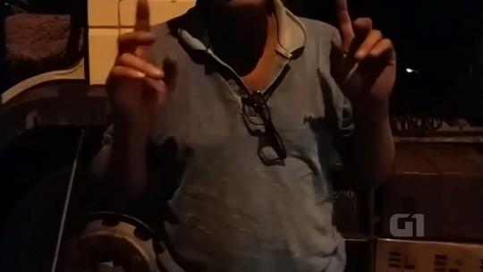 Família se recusa a pagar fiança de caminhoneiro flagrado bêbado pela 2ª vez em 13 dias, em Rio Verde