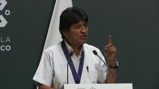 Filhos de Evo Morales deixam a Bolívia rumo à Argentina