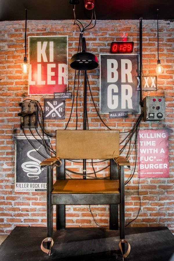 Killer Burger (Foto: Vitor Neves)