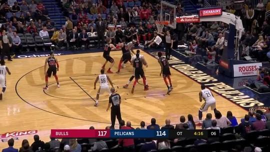 Pacotão da NBA: Cousins fenomenal e Rockets no encalço dos Warriors