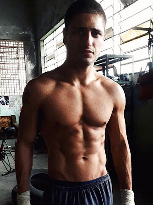 Daniel Rocha (Foto: Reprodução/Instagram)