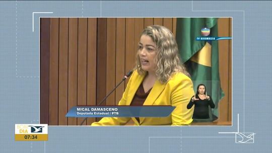 Deputada do PTB fala sobre casos de violência sexual na Assembleia Legislativa