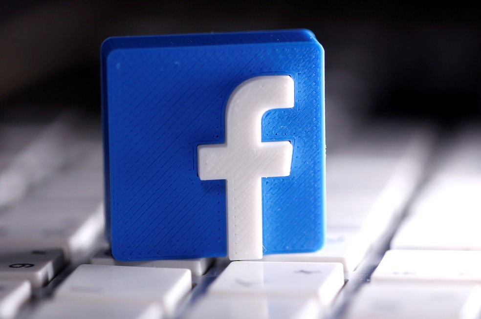 Logomarca do Facebook — Foto: Dado Ruvic/Reuters/Arquivo