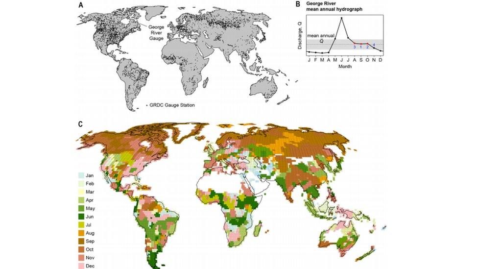 Pesquisa encontra 'rios perdidos' e malha hidrográfica do planeta deve ser 44% maior