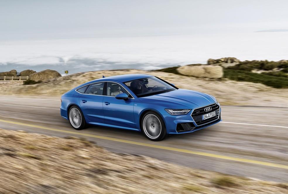 Audi A7 (Foto: Divulgação)