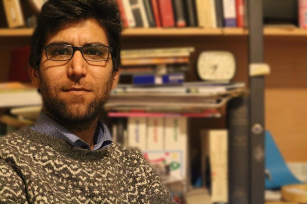 Omar Muhammed tem 31 anos e atualmente é doutorando de história na Europa; fundador do blog 'Mosul Eye', por três anos e meio ele viveu sob o anonimato (Foto: Arquivo pessoal/Omar Muhammed)