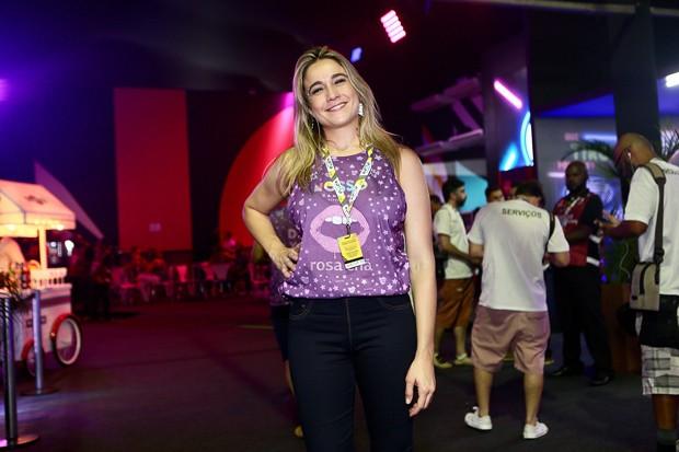 Fernanda Gentil (Foto: Iwi Onodera/Brazil News)