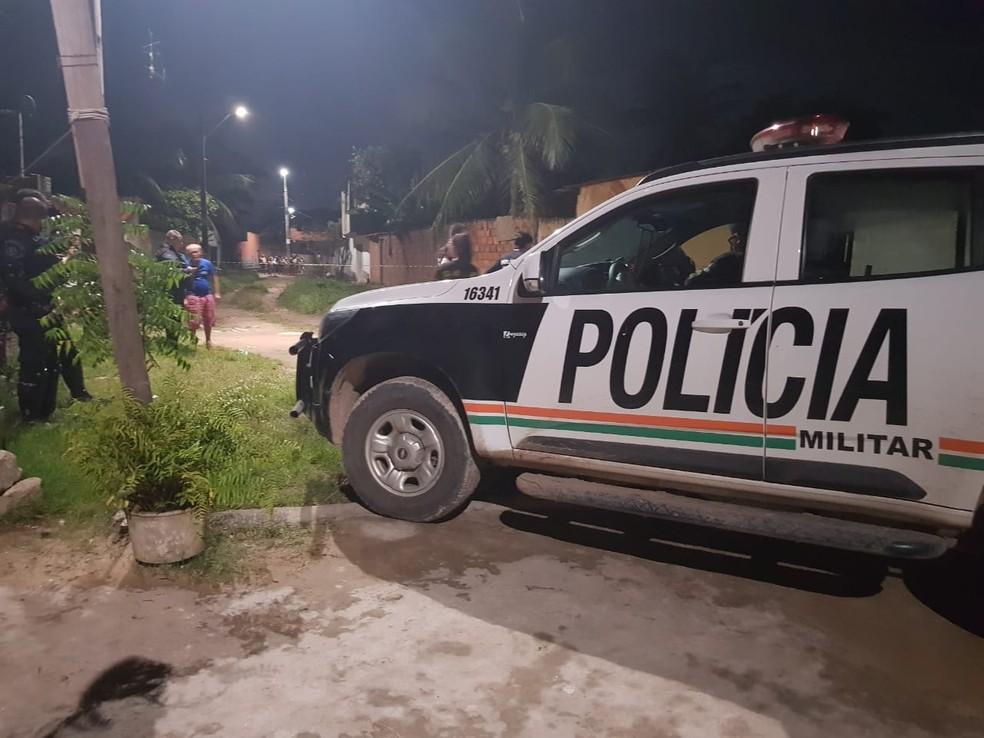 Conforme familiares, a vítima não tinha envolvimento com atividades ilícitas. — Foto: Rafaela Duarte/Verdes Mares