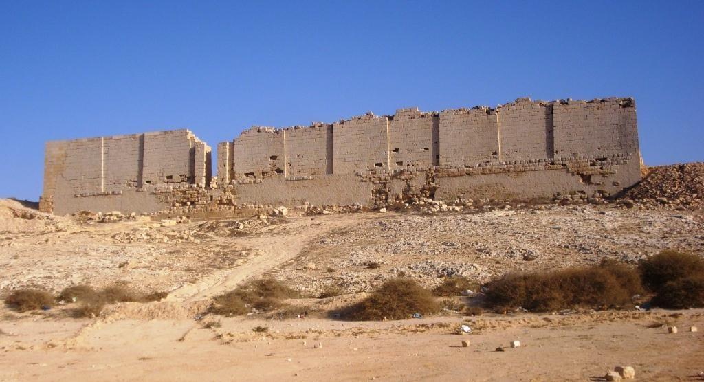 A região de Taposiris Magna, no Egito (Foto: Wikimedia Commons)