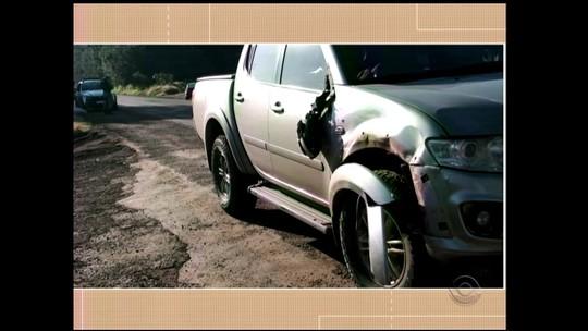 Mulher vítima de acidente na BR-468 morre na UTI do Hospital de Caridade de Três Passos